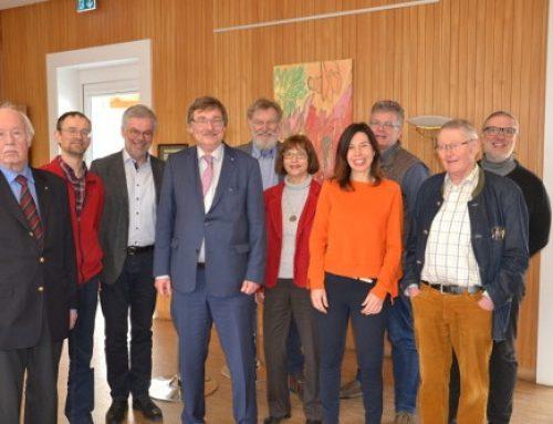 Vorstandswahlen beim Bayerischen Presseclub